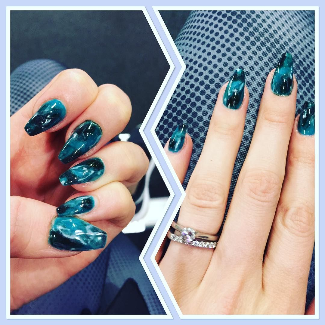 Summer 2017 Nail Polish Color Trends Instagram Photos | Nails ...