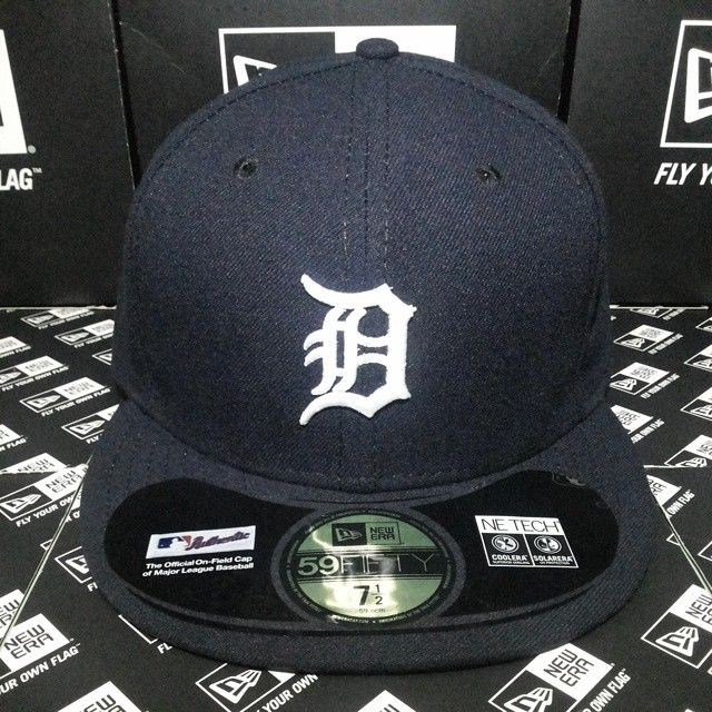 premium selection acbfd 46721 Snapback · Customer order from Jakarta. Detroit Tiger MLB Authentic On  Field New Era 59FIFTY Fitted Cap