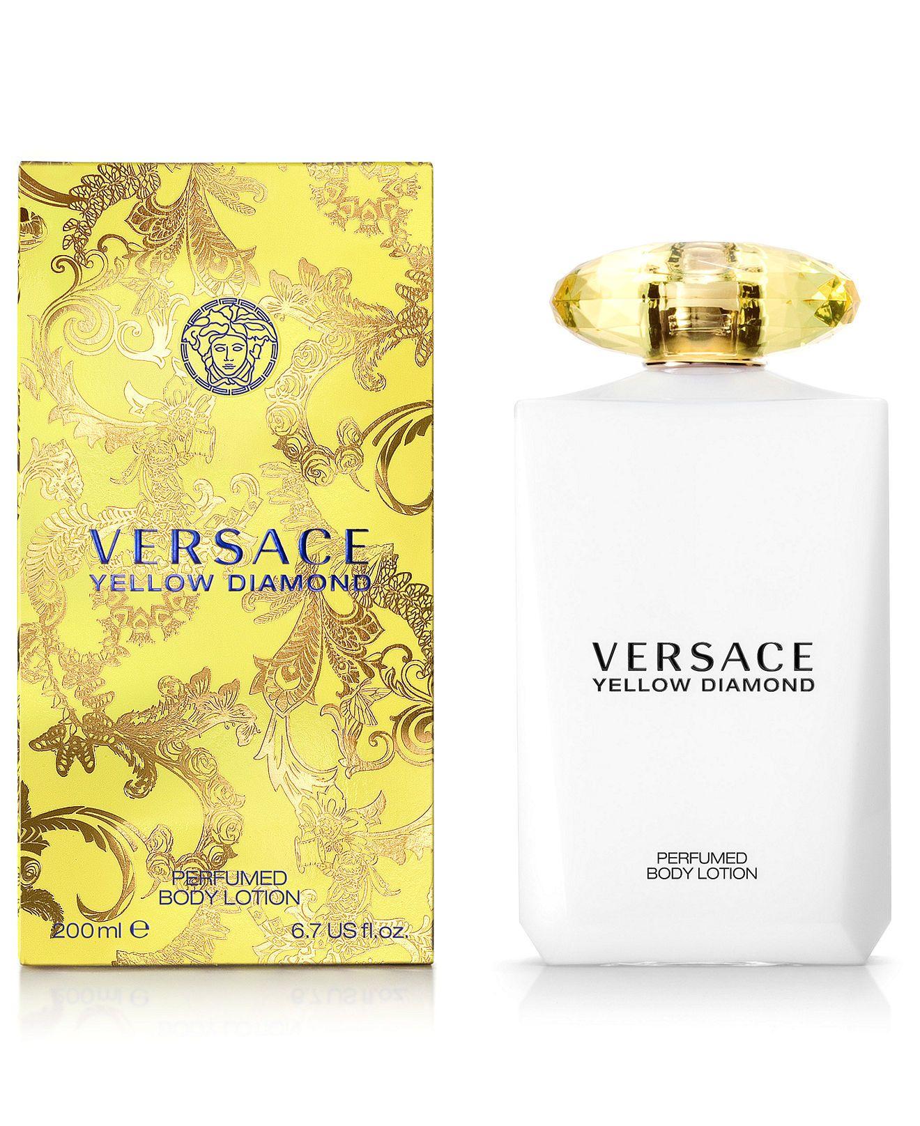 Versace Yellow Diamond Perfumed Body Lotion Body lotion