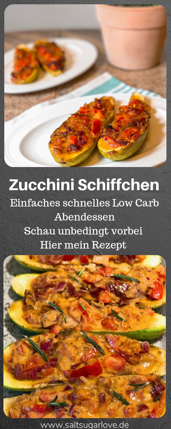 Photo of Zucchini boats