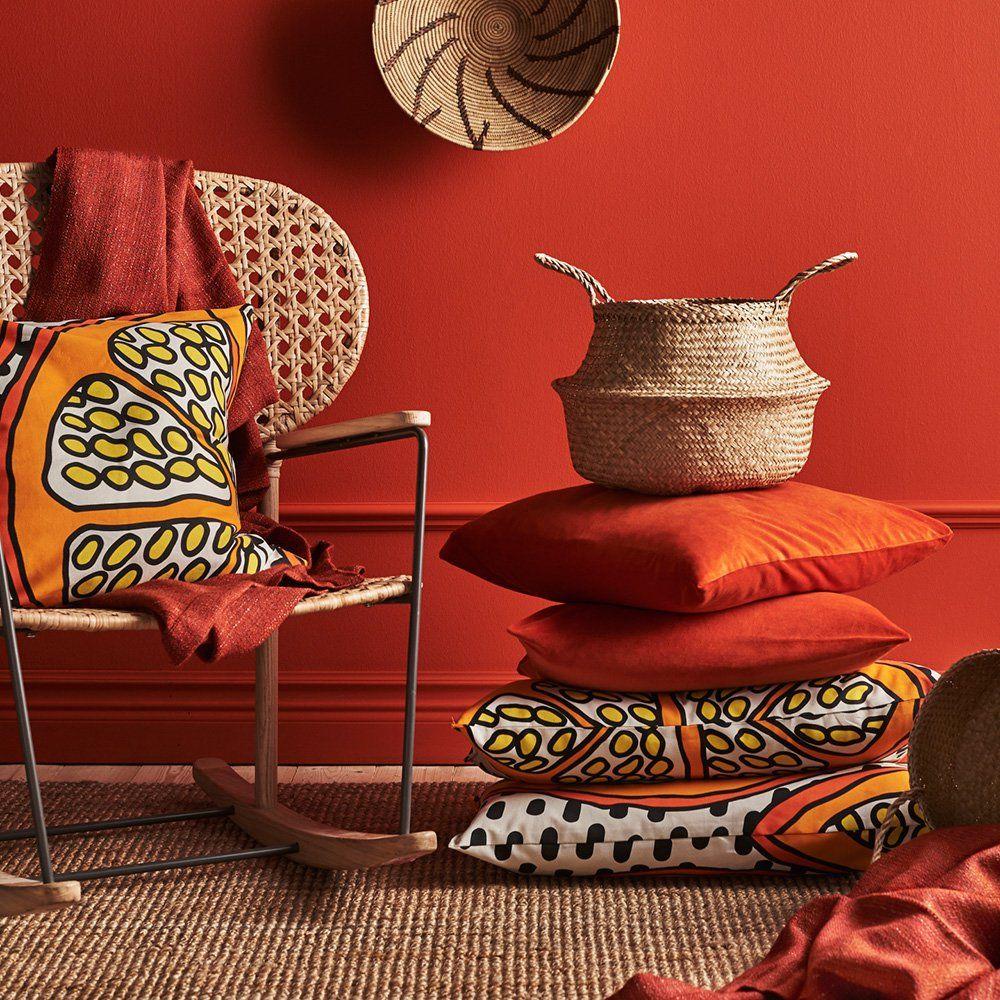 Le style ethnique chic d crypt details deco salon ethnic decor et home wall colour - Salon ethnique chic ...