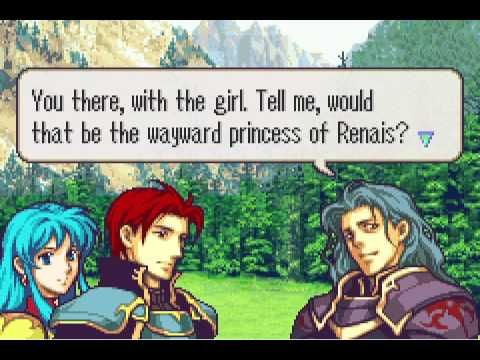 With FE6 over FE8 is now a go. The Prologue Chapter 1 and Chapter 2 are all out now. Yes it's an hour long sorry.
