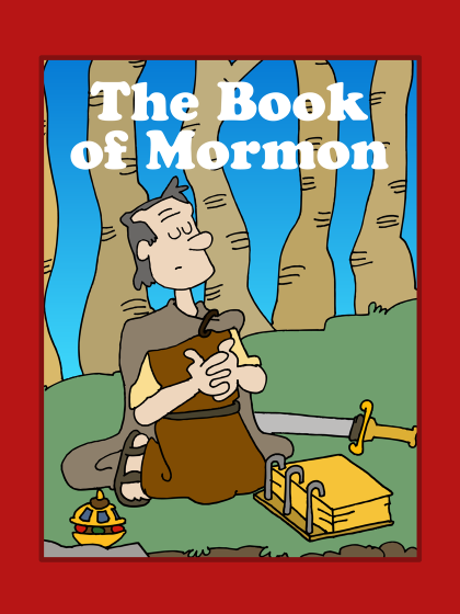 Enjoy coloring these beautiful illustrations from the pages of the Book of Mormon: Another Testament of Jesus Christ.    Download a free PDF of this coloring book that you can print and color!