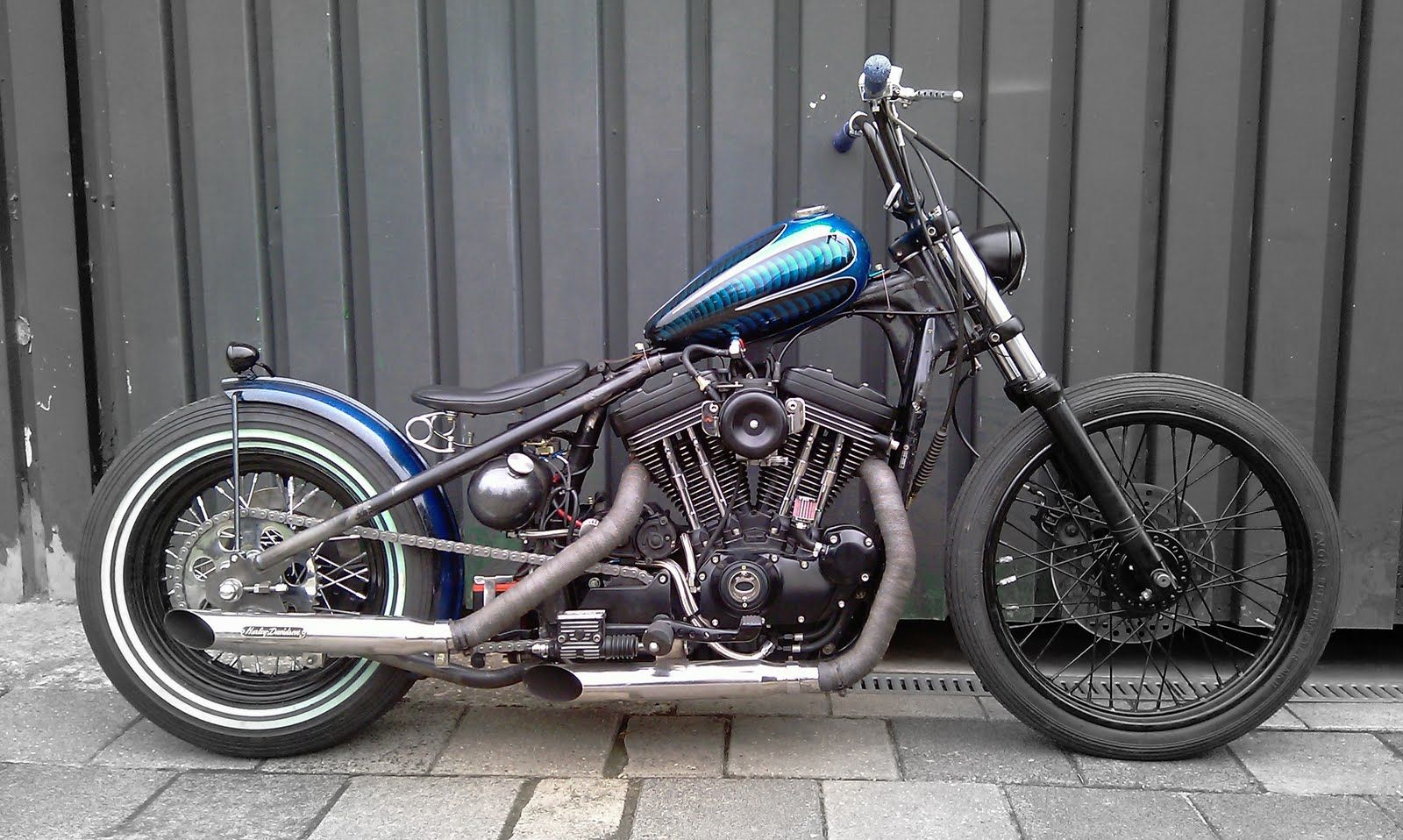 SPORTY BOBBER PICTURES - Page 481 - The Sportster and Buell Motorcycle Forum