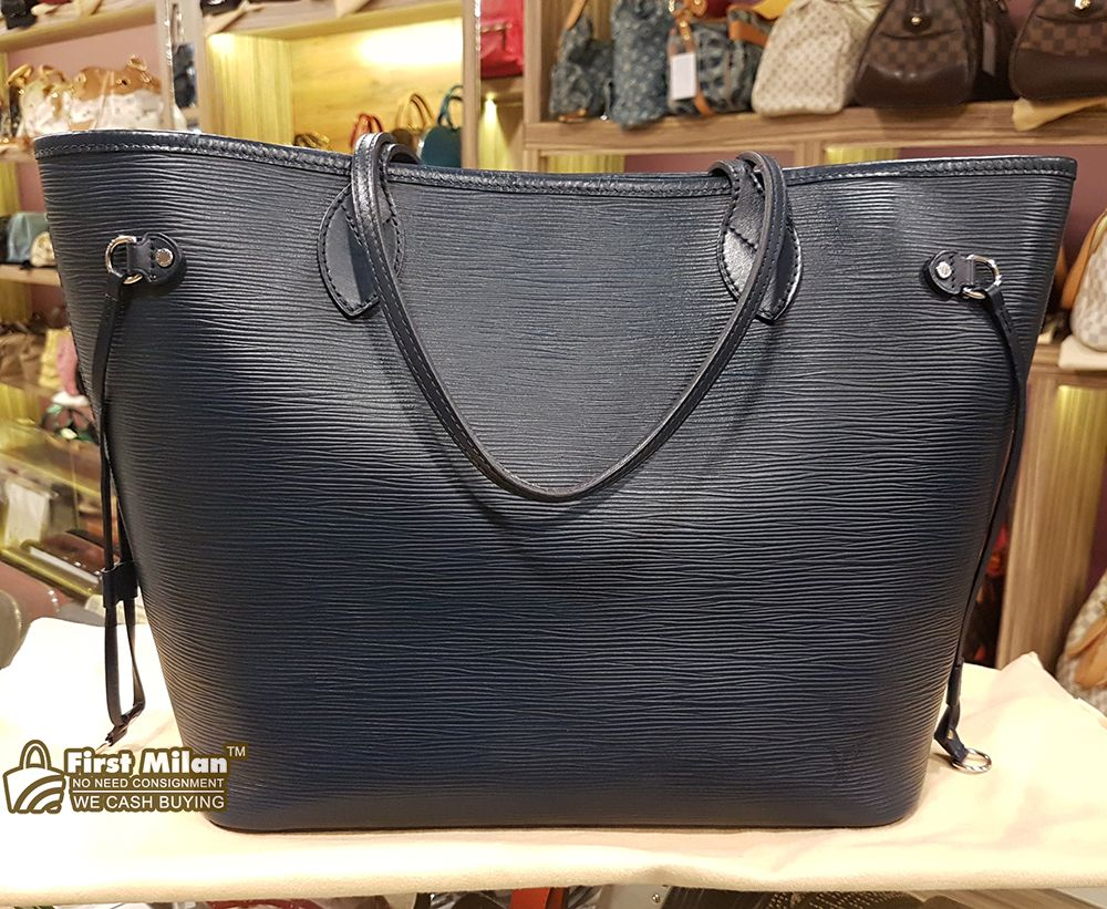 0b614084360f LOUIS VUITTON Epi Leather Neverfull MM. Price ~ RM3