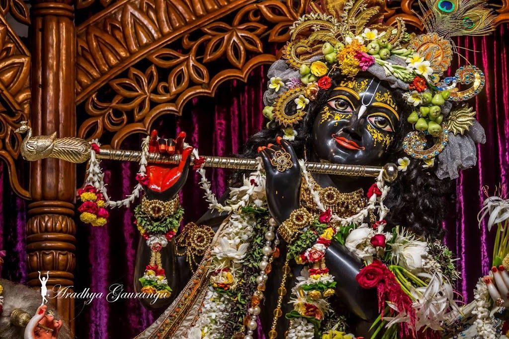 ISKCON Mayapur Deity Darshan 29 May 2017 (26) | Hare krishna in 2019