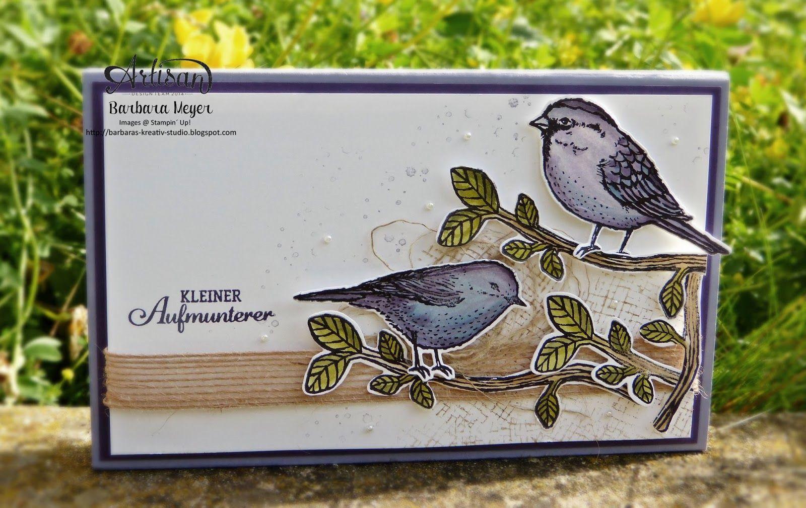 Сделать открытки с птичками, вот выходные
