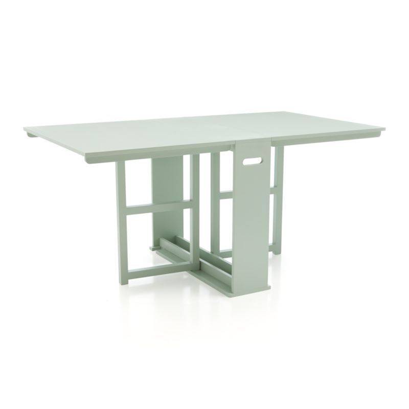 Would Be A Great Working Table In My Studio Span Mint Gateleg