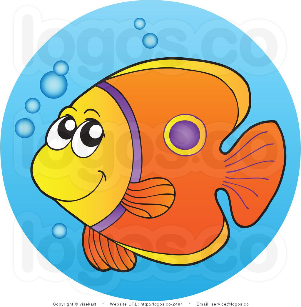 Fish tank clipart - Marine Fish Clip Art