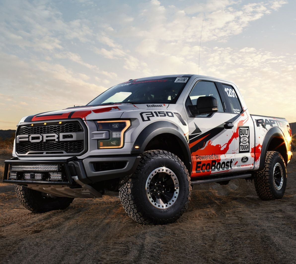 The 2017 ford raptor is redesigned re engined and it looks great in pictures but now it s faced with the challenge of proving itself all over again