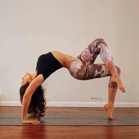 nice variation  spiritual yoga livestrong yoga