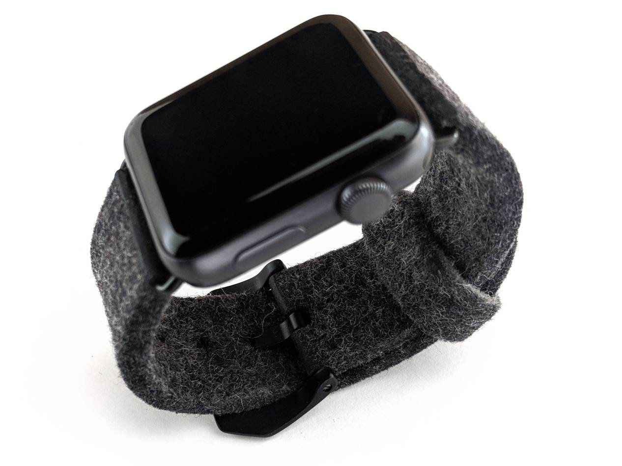 Excited to share the latest addition to my #etsy shop: Merino wool 100%, breathable, comfortable, great for… | Apple watch bands, 38mm apple watch band, Apple watch