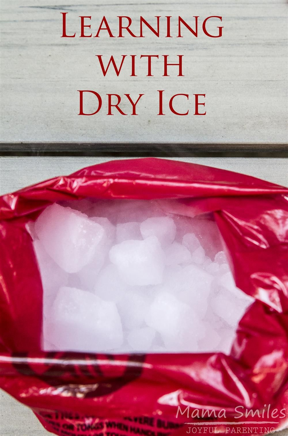 Get Kids Excited About Science with 5 Dry Ice Experiments