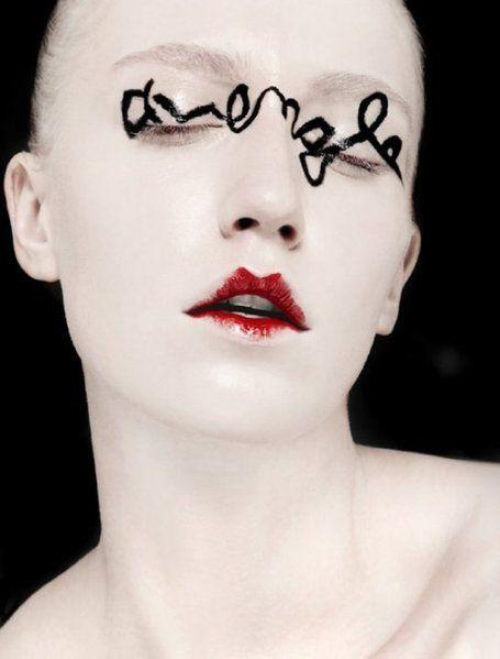 HexaGreenDesignmaniac, Exclusive Make Up | beauty photography | Scoop.it