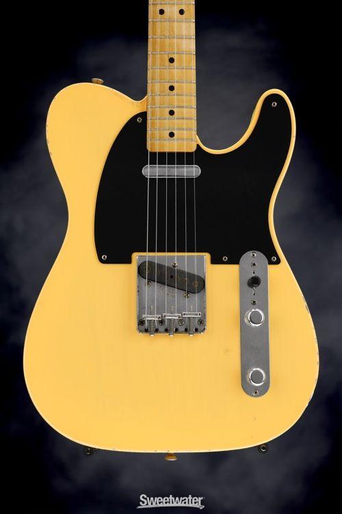 Fender Road Worn 50s Telecaster 6 Lbs 13 Oz Sn MX16777216
