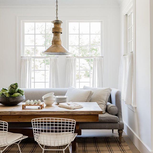 Small And Cozy Kitchen Ideias De Fim De Semana: Via @amberinteriors On Instargram