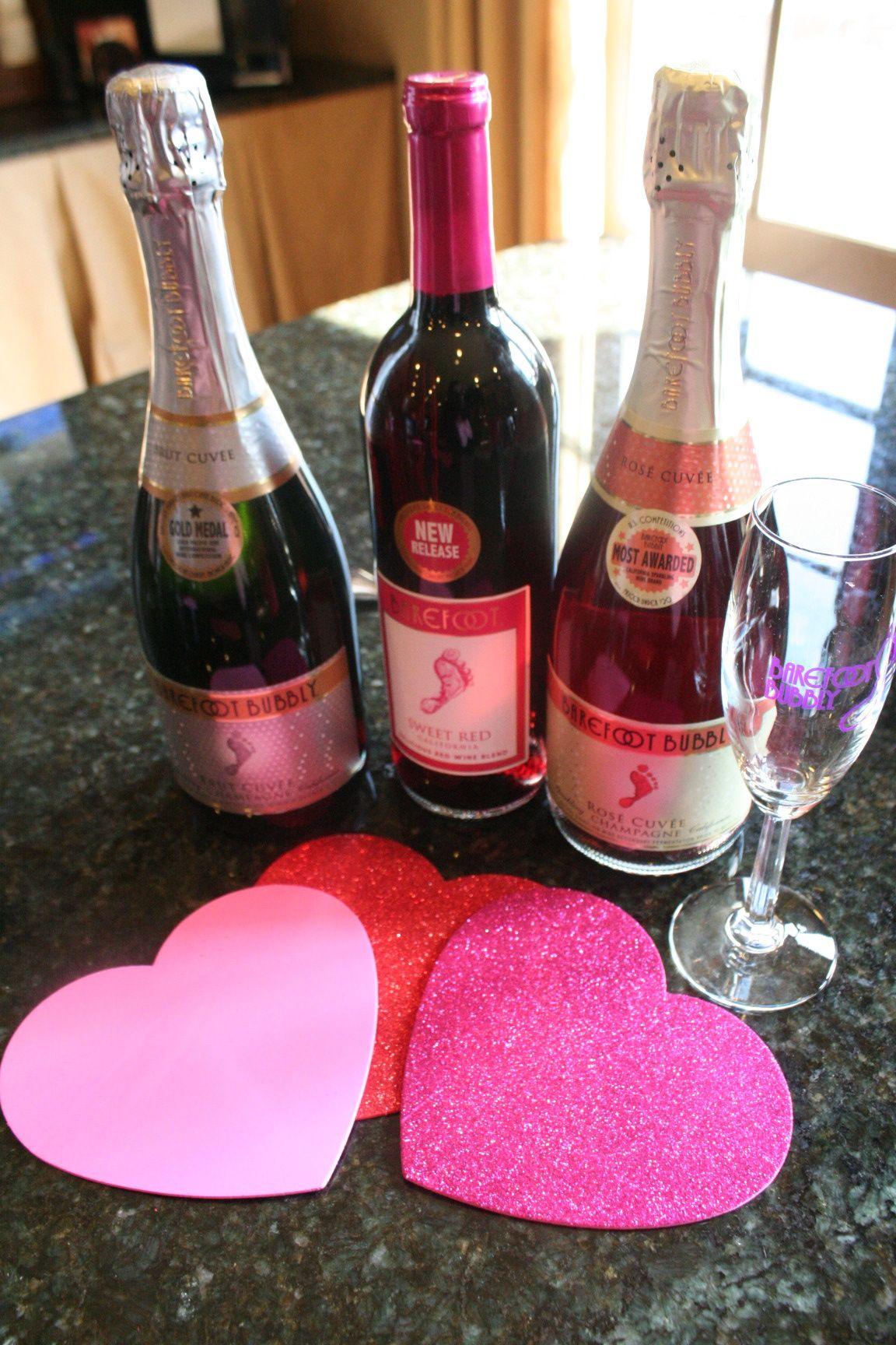 Barefoot Valentines Day 3 Barefoot Wine Valentines Party Valentines