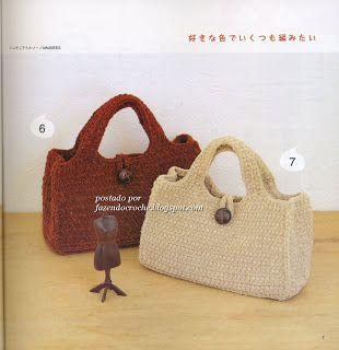 crochet purse free pattern plus more!