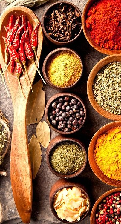 Quick Guide to Herbs and Spices
