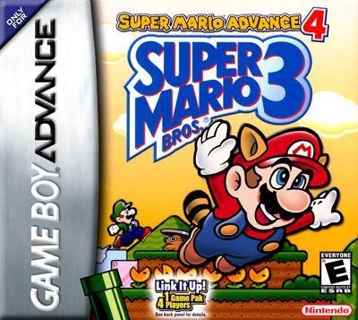 Super Mario Advance 4 Super Mario Bros Mario Bros Super Mario