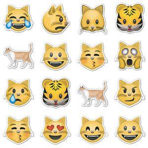 I Liked This Design On Fab Cat Emojis Cat Emoticon Emoji Cat Birthday Party
