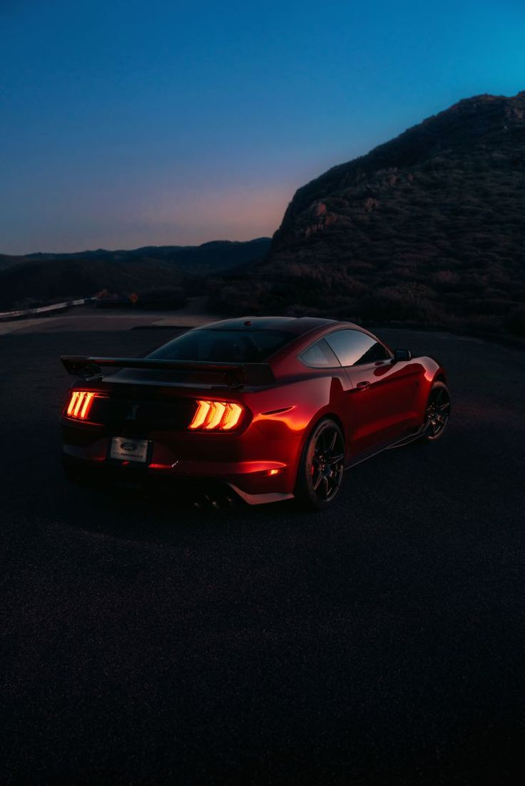 2020 Ford Mustang Shelby GT500 Free high resolution car