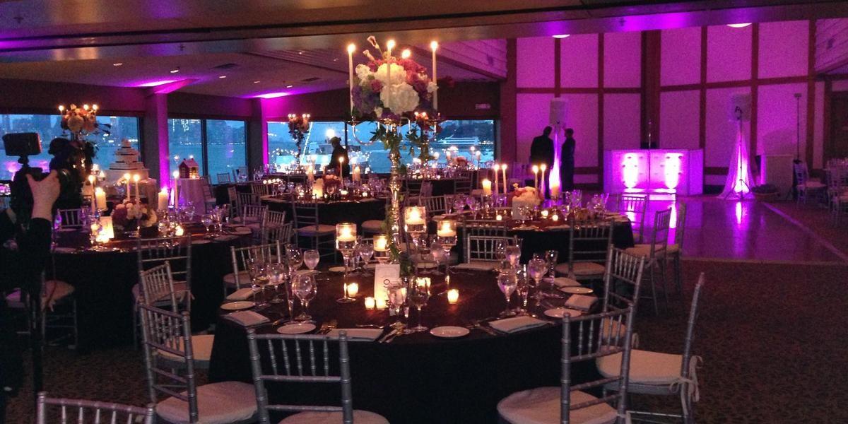 Weddings at Chart House Weehawken in Weehawken, NJ