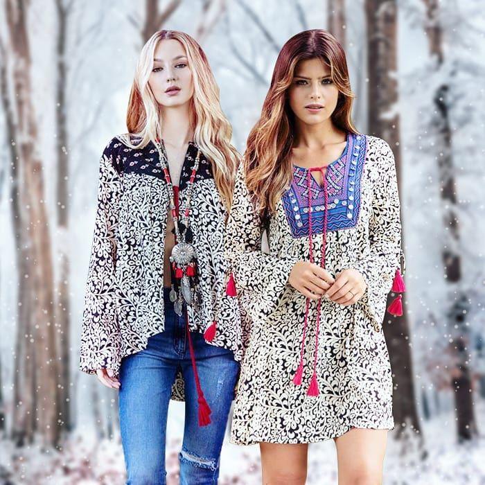 0a1438d0b158 Moda otoño invierno 2019 Argentina: Ropa de mujer otoño invierno 2019  Delucca. Estilo urbano