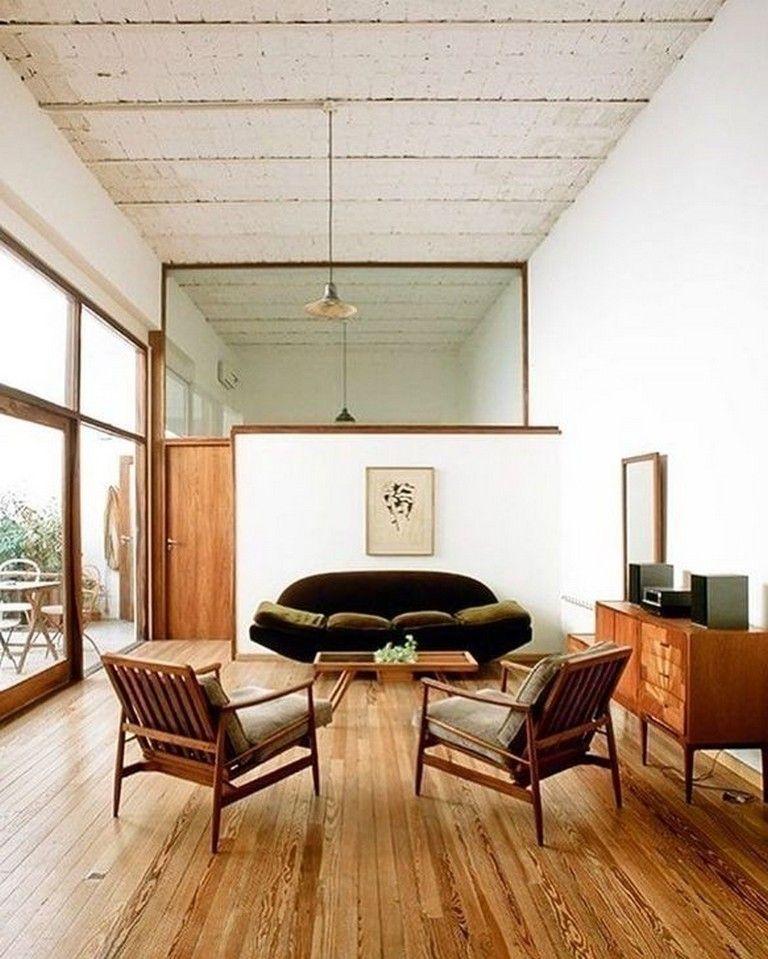 35+ Stunning Open Living Room Design Ideas in 2020 | Mid ...