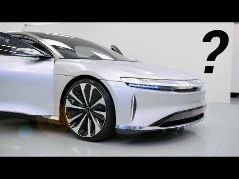 Inside Lucid Air The Future Of Luxury Electric Car Concept Future Car Luxury