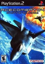 Ace Combat 04 Shattered Skies Ps2 Game Playstation Greatest