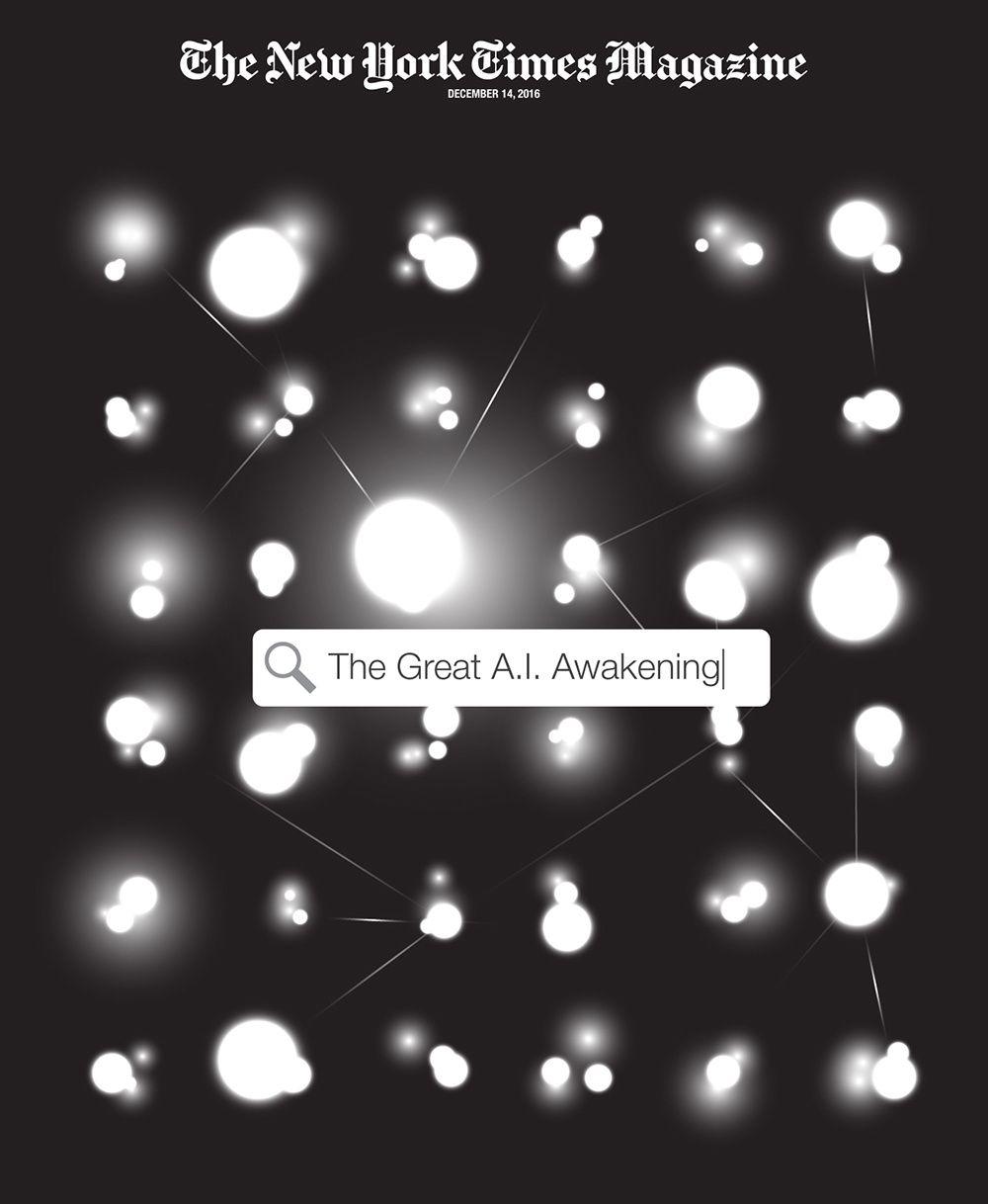 New York Times Magazine – Cover artworks - heykarol