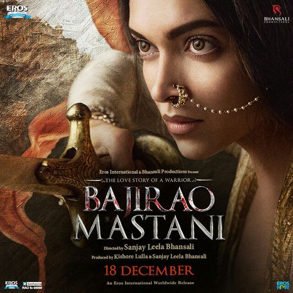 Check Out The New Poster Of Bajirao Mastani Featuring Deepika Padukone Hindi Movies Bollywood Movies Mastani