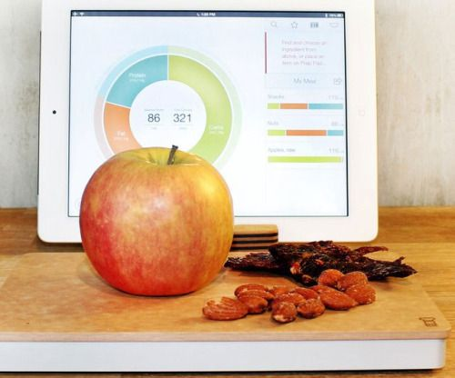 smart food scale get on the fast track to healthy eating by employing the services of the smart food scale with this app and scale combo youll be able to