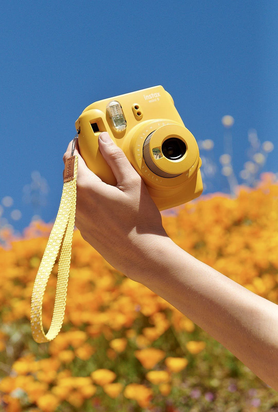 Pin by jemima ison on photography Instant camera, Yellow