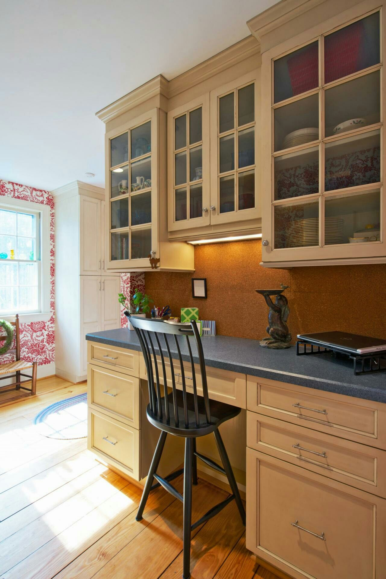 Pin by Sue Davis on house dreams Kitchen office spaces