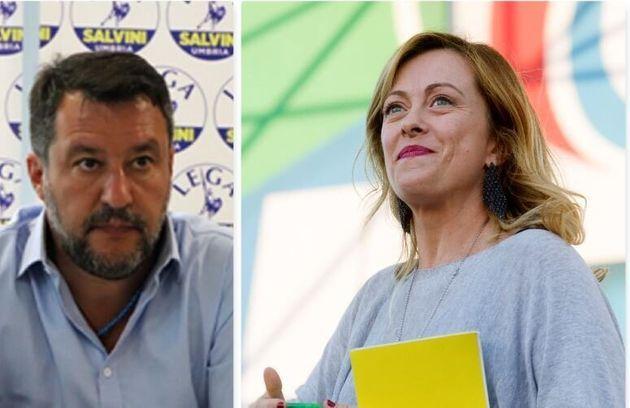 Sondaggio Swg: Lega perde il 25% in un mese Meloni agguanta i 5 stelle - #Sondaggio #perde #Meloni #agguanta