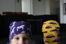 SYDÄMEN asialla: Lastenvaatefiilistelyä, mösät ja liivimekko