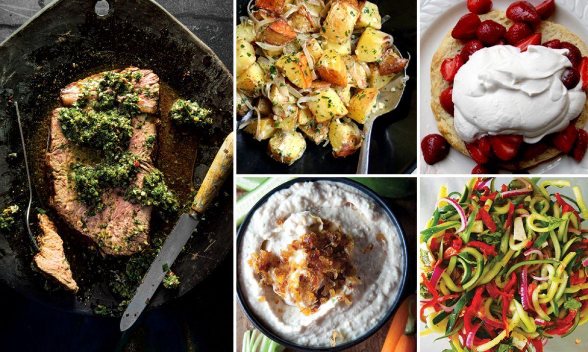 a memorial day backyard cookout menu saveur recipes and