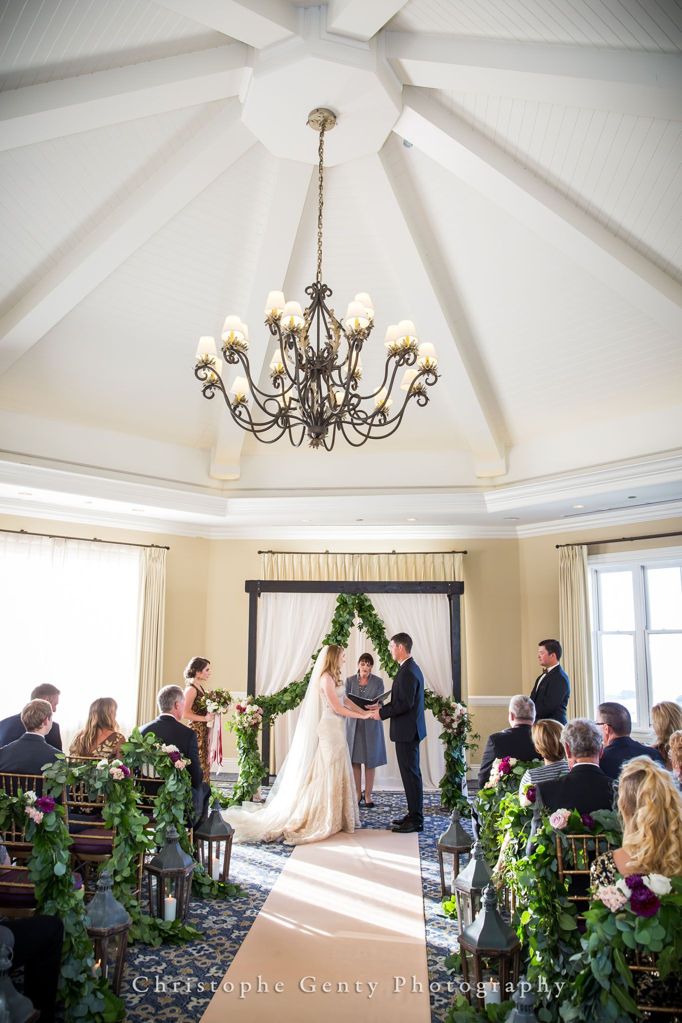 Vows | I Do | Wedding Photography at The Ritz Carlton Half Moon Bay | Half Moon Bay, CA | Wedding Photography | Christophe Genty Photography