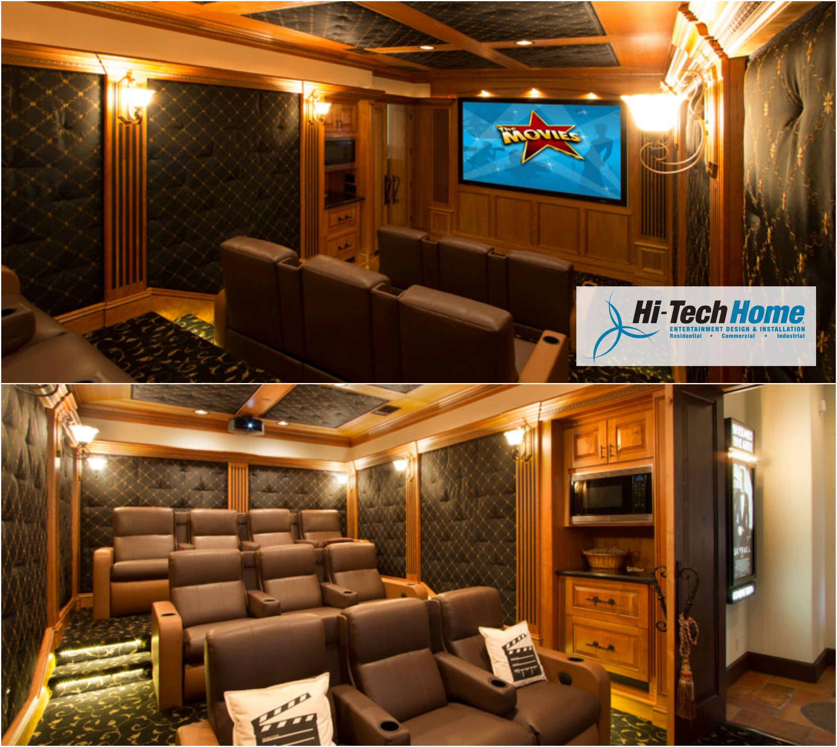 21 Incredible Home Theater Design Ideas Decor Pictures: Beat The Heat And Avoid The Crowds This Summer With Your
