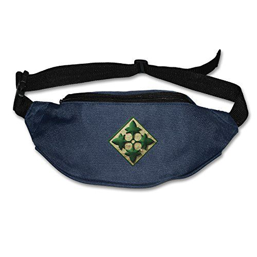 4th Infantry Division Multifunctional Durable Chest Bag Navy >>> You can find out more details at the link of the image.