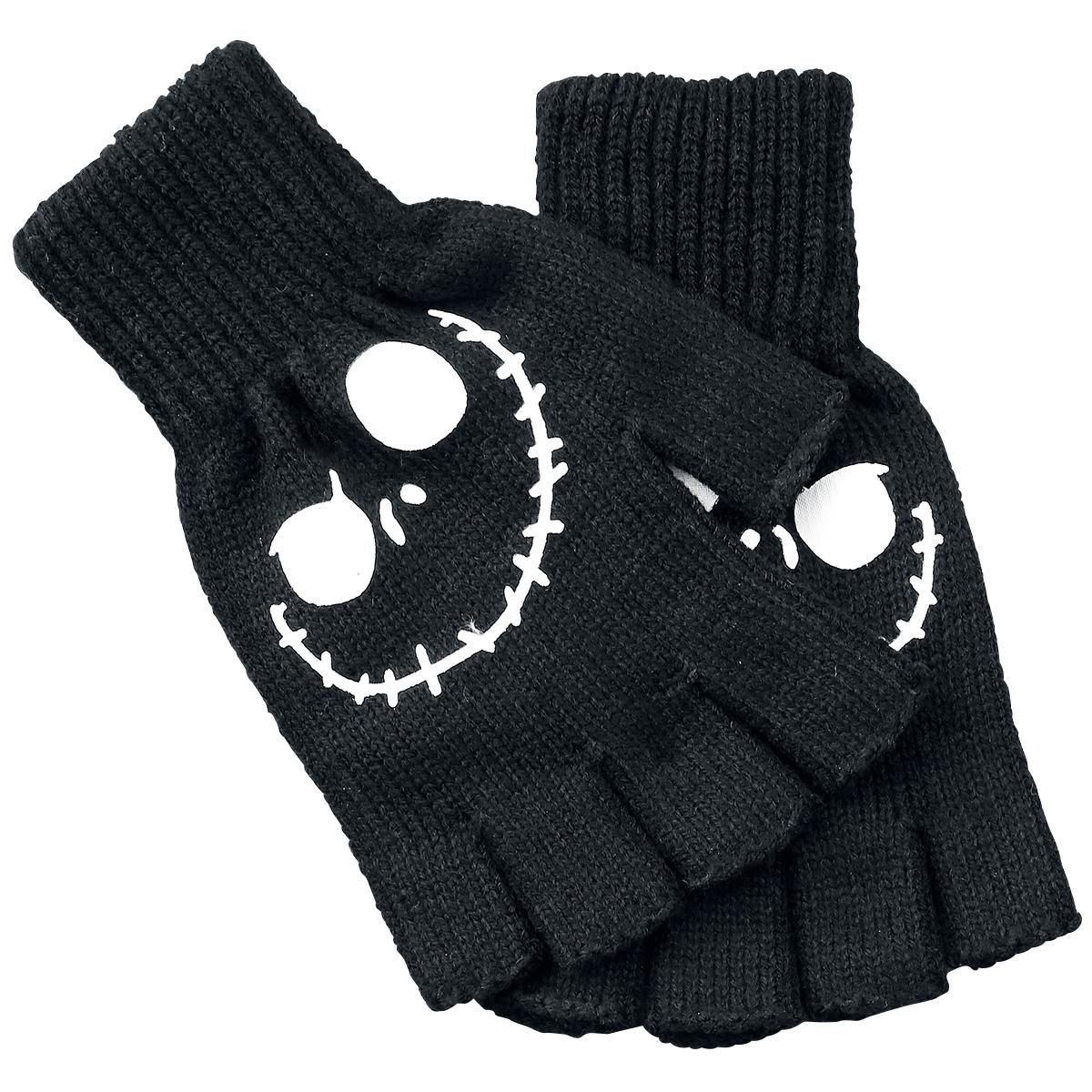 The Nightmare Before Christmas Mittens »Jack« | Buy now at EMP ...