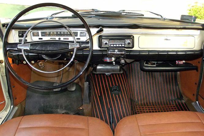FIAT 1500, 1964