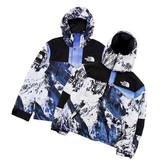 05ade0e8b Supreme x The North Face: Mountain Parka or Mountain Baltoro ...