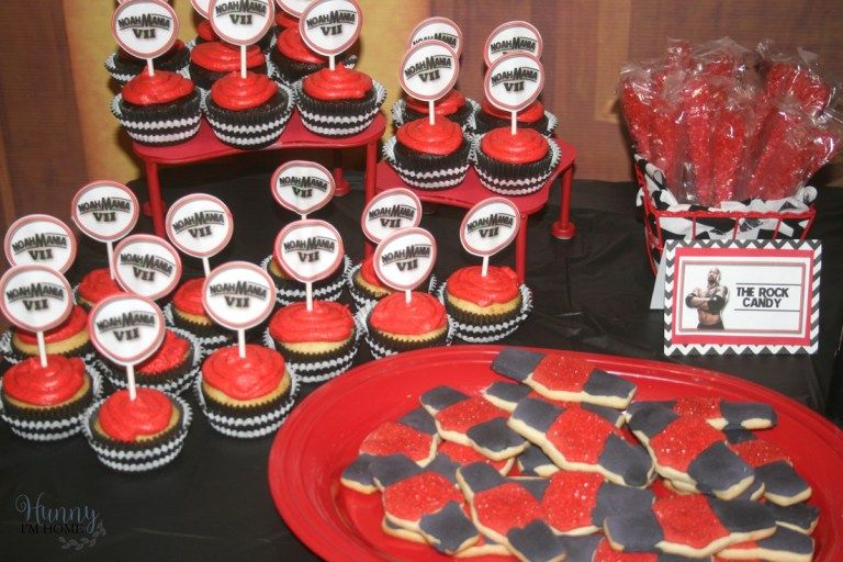 Ideas for an Awesome WWE Birthday Party