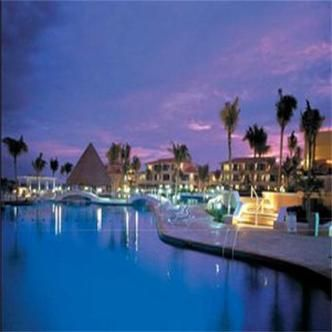 The Moon Palace Cancun Mexico Absolute Best All Inclusive