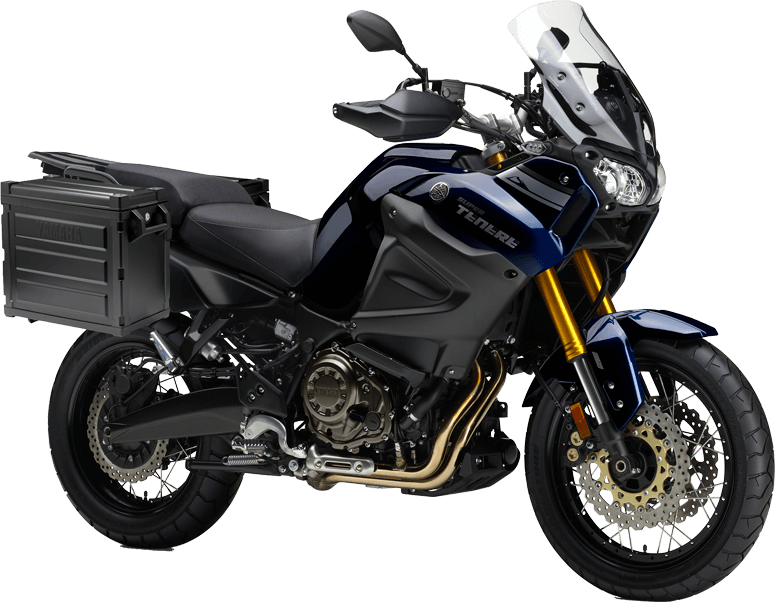 Yamaha Motor Canada :: Products :: Motorcycles and Scooters :: Adventure Touring :: 2017 Super Ténéré ES ABS