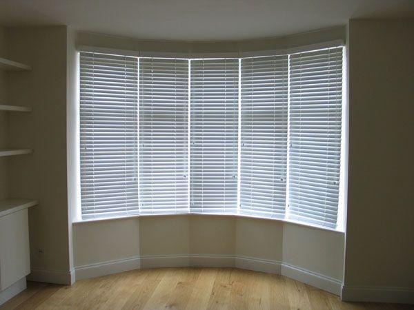 Vertical Blinds Bay Window