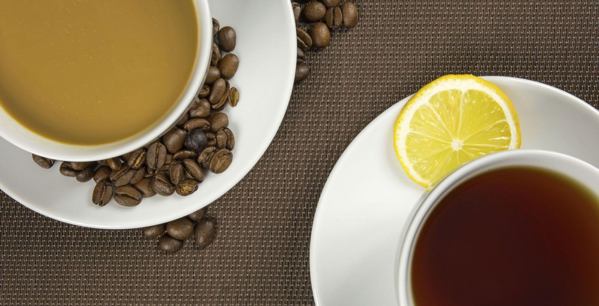 Black Tea vs. Coffee A Guide to Caffeine Tea health